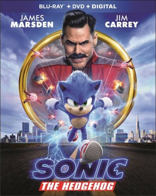 Sonic the Hedgehog [Movie]