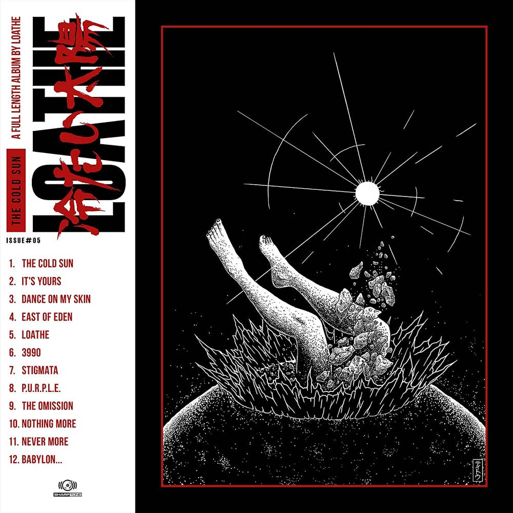 Loathe - The Cold Sun [Red/Black LP]