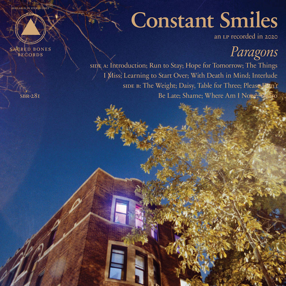 Constant Smiles - Paragons [Cassette]