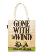 Out Of Print Tees - GONE WITH THE WIND TOTE