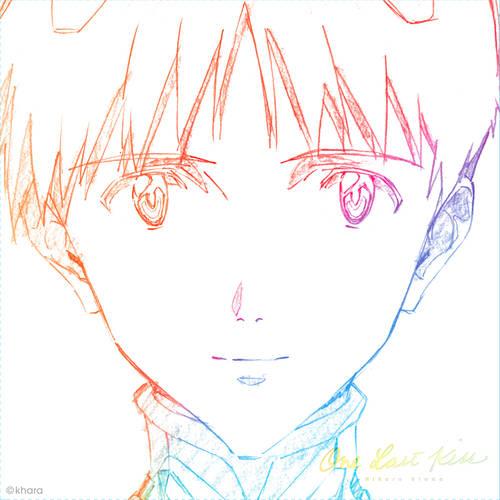 Hikaru Utada - One Last Kiss [Crystal Clear LP]