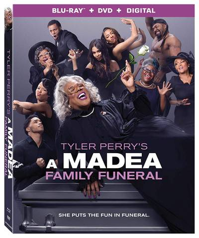 Tyler Perry's Madea [Movie] - A Madea Family Funeral