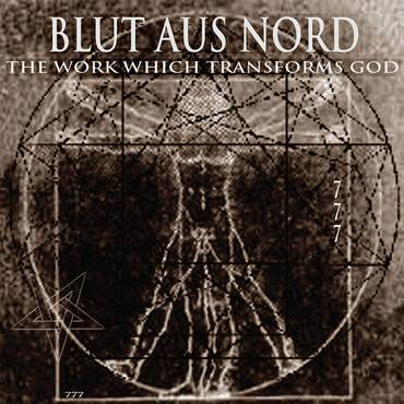 The Work Which Transforms God [Half Ultra Clear / Half Black LP]