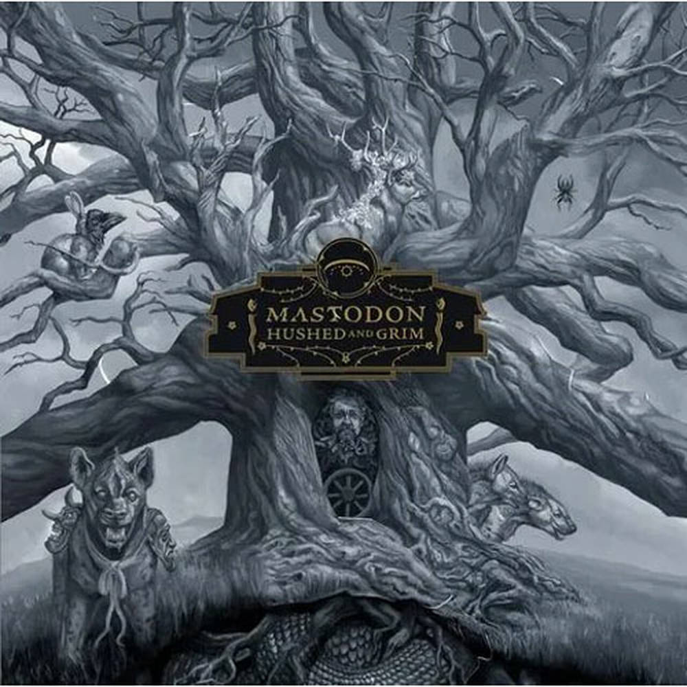 Mastodon - Hushed And Grim [Limited Edition Clear 2LP]