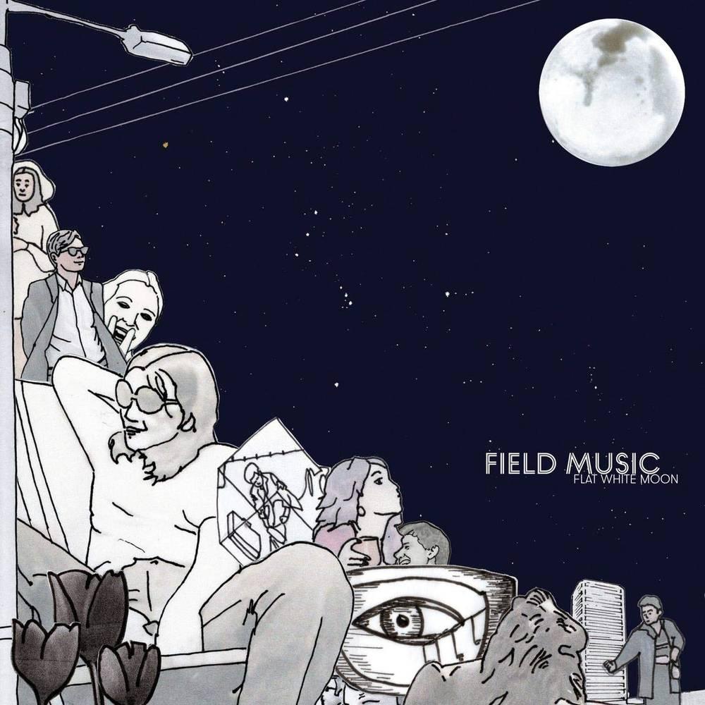 Field Music - Flat White Moon [LP]