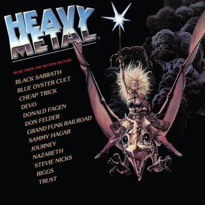 Various Artists - Heavy Metal [Rocktober 2017 Limited Edition Soundtrack 2LP]