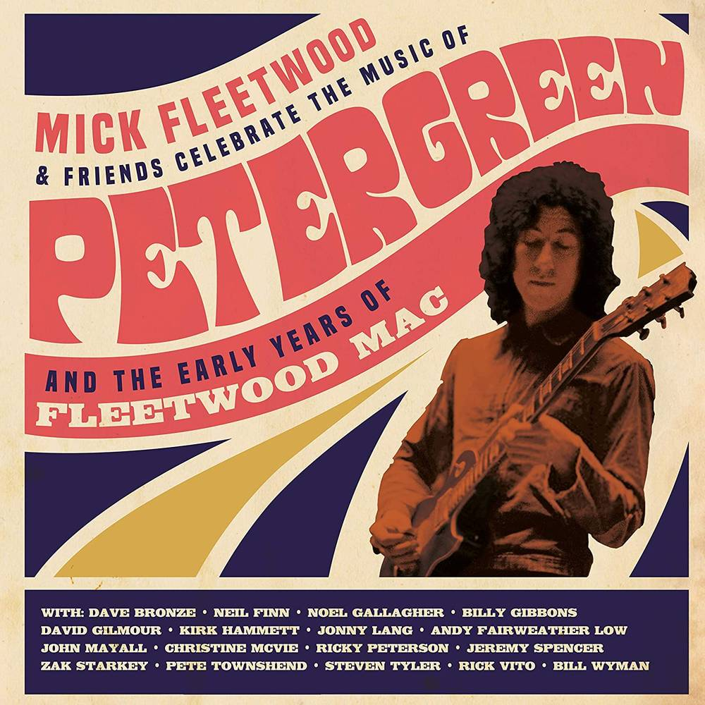 Mick Fleetwood & Friends - Celebrate the Music of Peter Green and the Early Years of Fleetwood Mac [Limited Edition 4LP/2CD/Blu-ray Box Set]