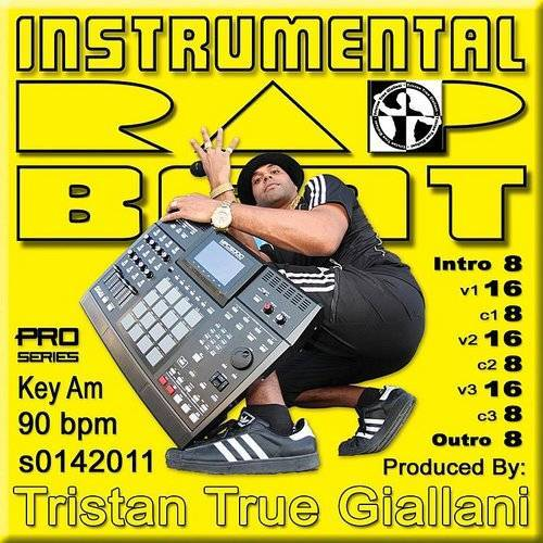 Instrumental Rap Beat (S0142011 Am 90 Bpm) - Single