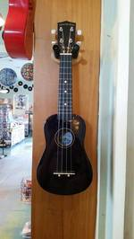 Diamond Head Soprano Uke - Purple Ukulele