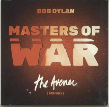 Masters Of War (The Avener Rework) [Import LP]