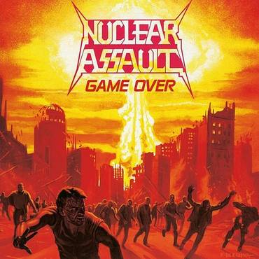 Game Over [Indie Exclusive Limited Edition Ultra Clear w/ Orange Crush Splatter LP]