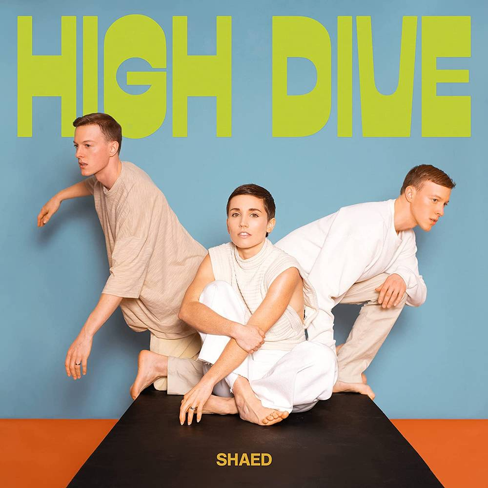 Shaed - High Dive [Milky Clear LP]