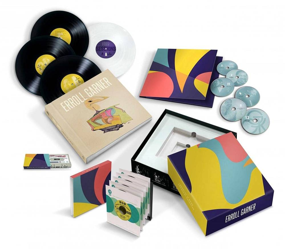Erroll Garner - Liberation in Swing: Centennial Collection [Limited Edition Deluxe Box Set]