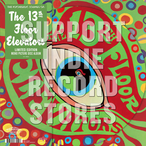 The Psychedelic Sounds of the 13th Floor Elevators  [RSD 2019]
