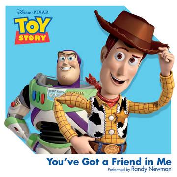Randy Newman: You've Got a Friend in Me