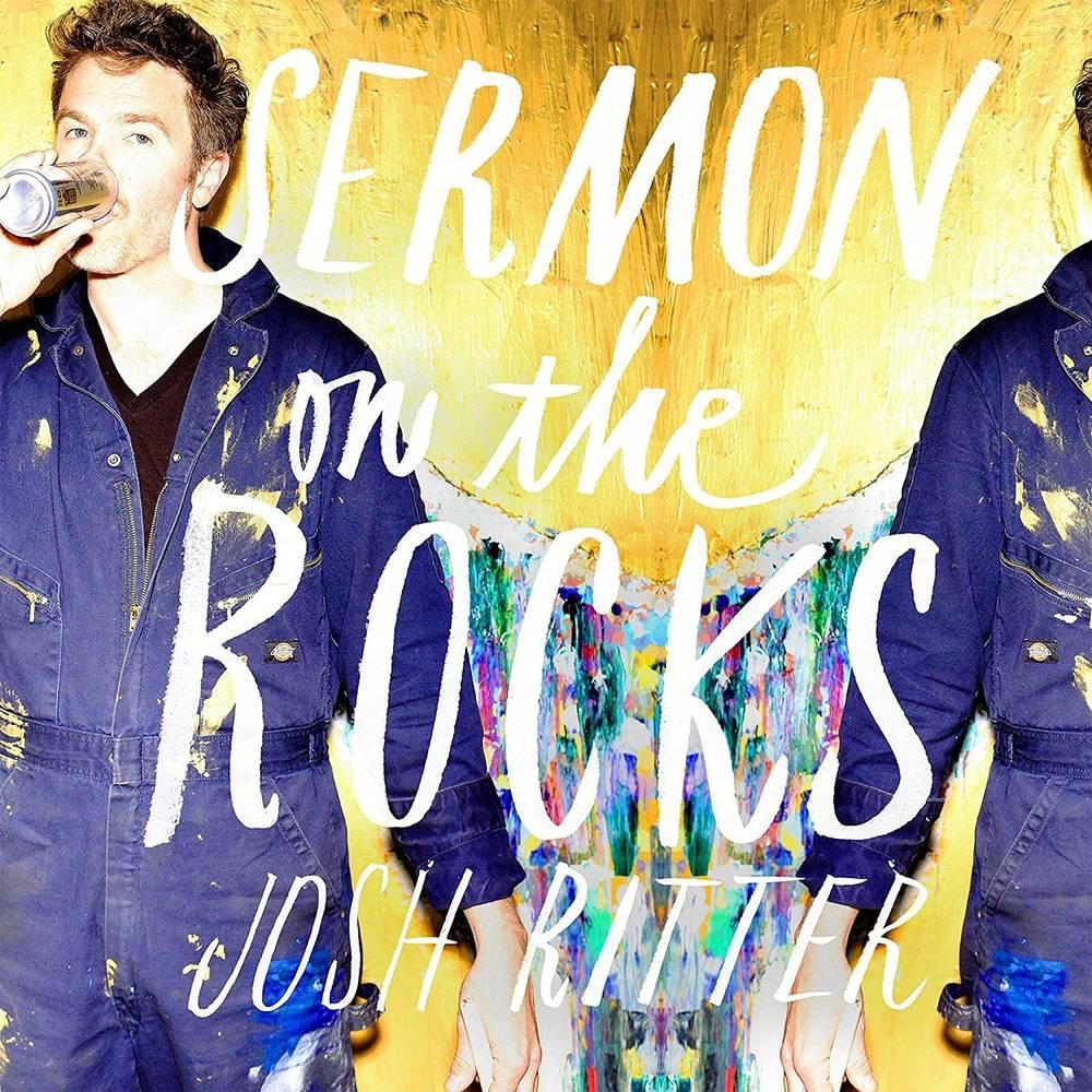 Josh Ritter - Sermon On The Rocks [Limited Edition Pink/White/Purple Splatter LP]