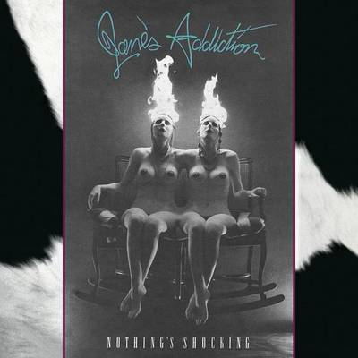 Jane's Addiction - Nothing's Shocking [Rocktober 2017 Limited Edition Clear LP]