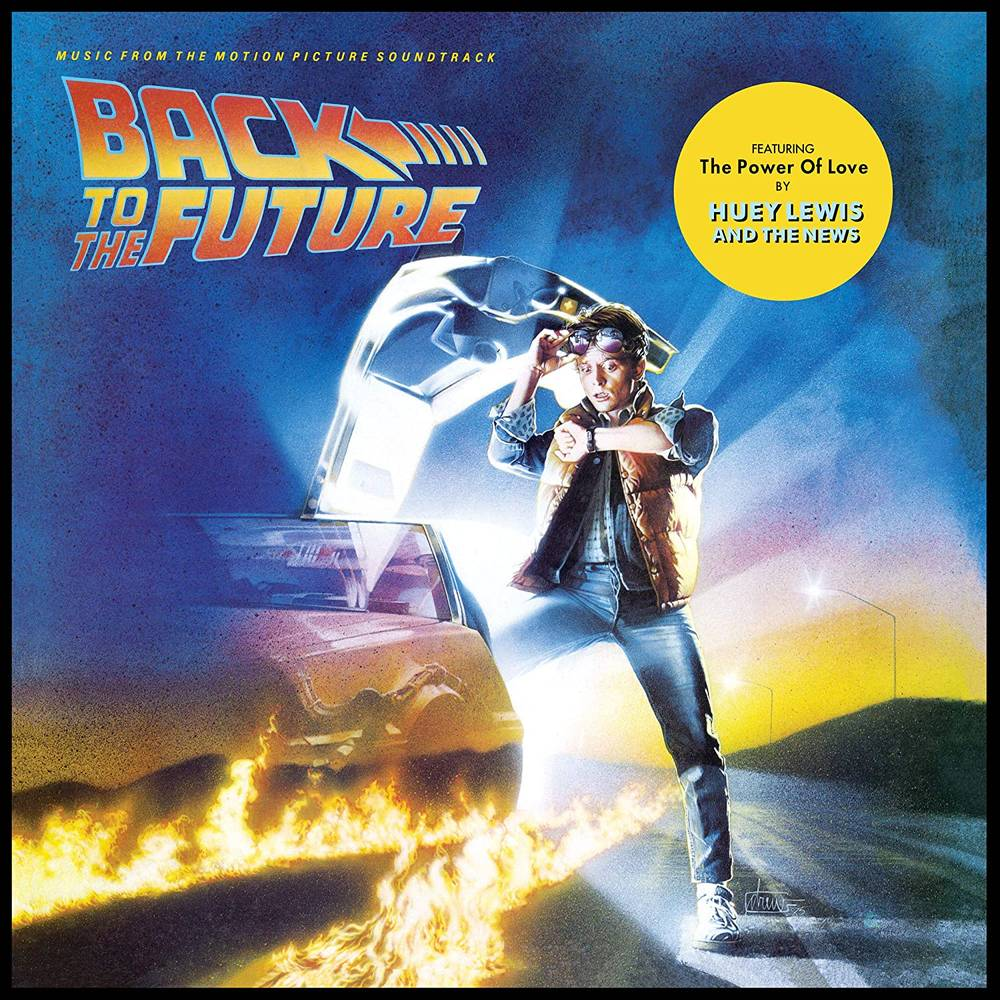 Various Artists - Back to the Future (Music From the Motion Picture Soundtrack) [LP]