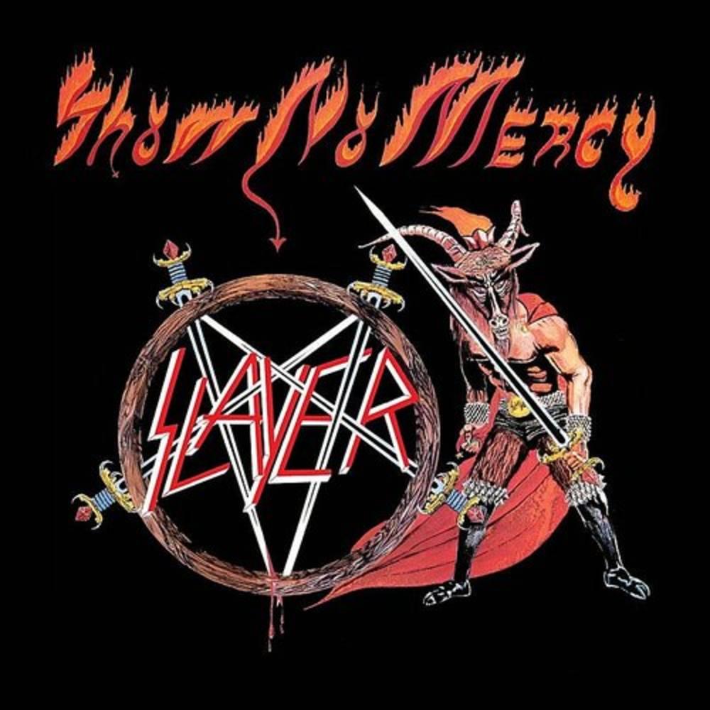 Slayer - Show No Mercy [Black LP]
