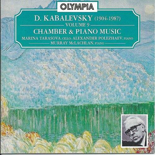 Dmitry Kabalevsky: Chamber & Piano Music