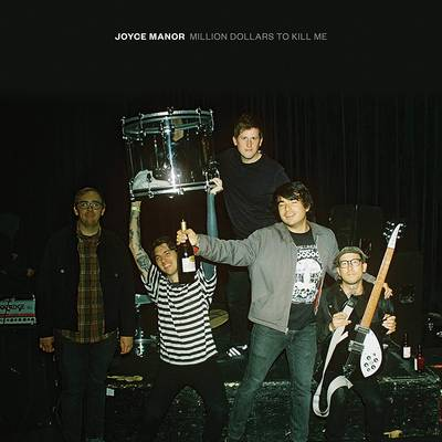 Joyce Manor - Million Dollars To Kill Me [LP]