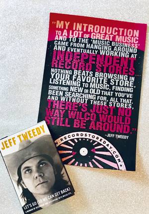 Jeff Tweedy Prize Pack
