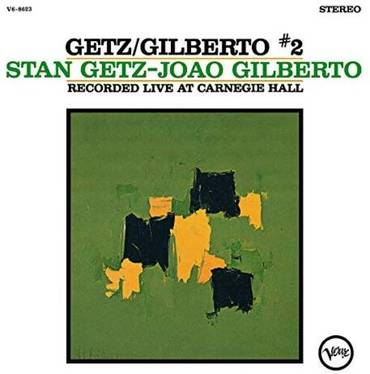 Getz / Gilberto 2 [Import LP]