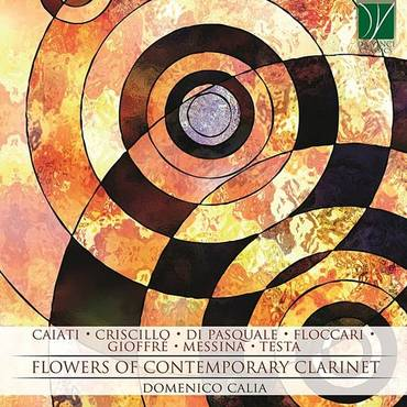 Flowers Of Contemporary Clarinet (Ita)