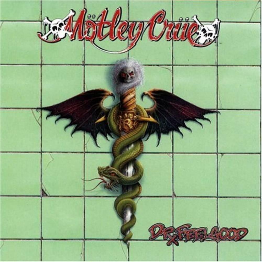 Motley Crue - Dr Feelgood [180 Gram LP]