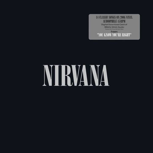 Nirvana [2LP 200gm Vinyl]