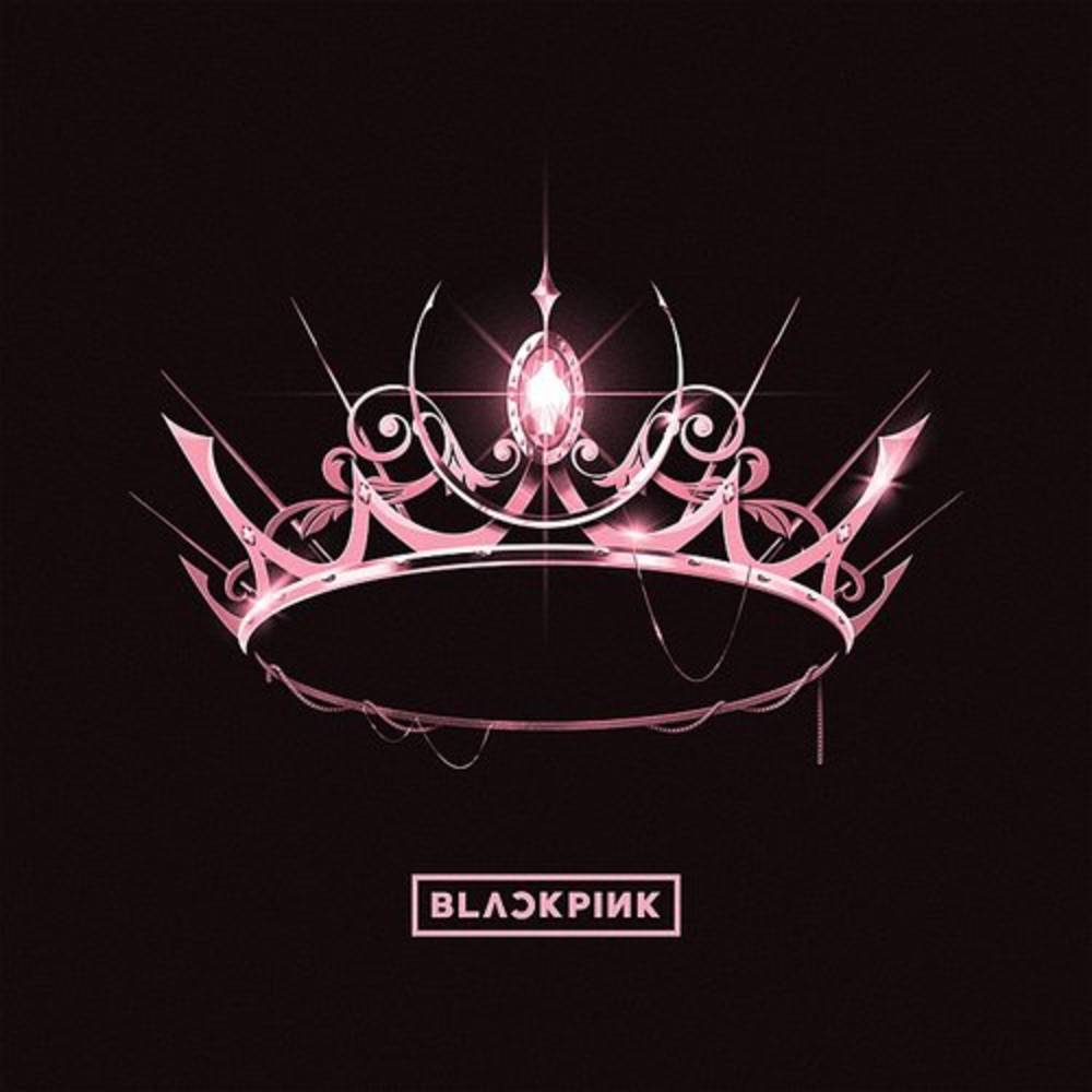 BlackPink - THE ALBUM [Pink LP]
