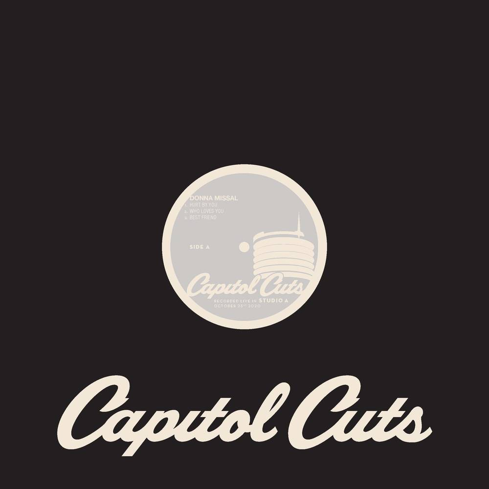 Donna Missal - Capitol Cuts - Live From Studio A [LP]