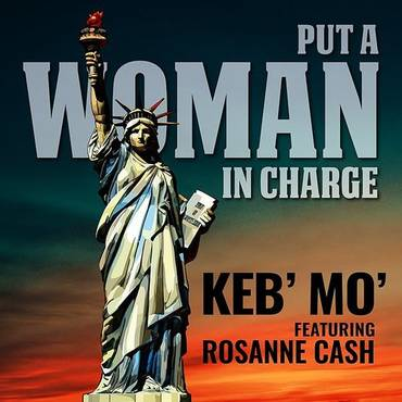 Put A Woman In Charge (Feat. Rosanne Cash) - Single