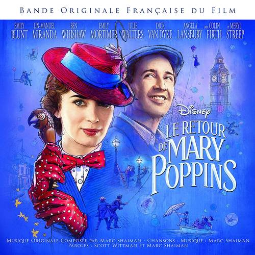 Mary Poppins Returns [Import Soundtrack]