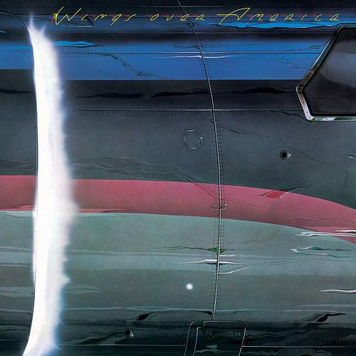 Wings Over America [Indie Exclusive Limited Edition Red/Green/Blue 3LP]