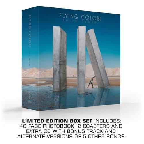 Third Degree [Limited Edition Deluxe Box Set]