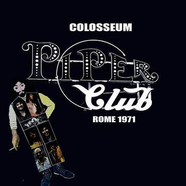 Live At The Piper Club, Rome
