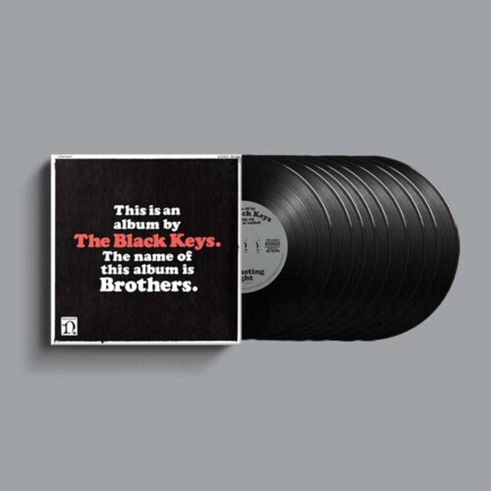 The Black Keys - Brothers: 10th Anniversary Edition [Limited Edition 7in Box Set]