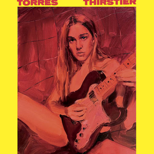 Torres - Thirstier [Indie Exclusive Limited Edition Peak Opaque Red-in-Translucent Yellow LP]