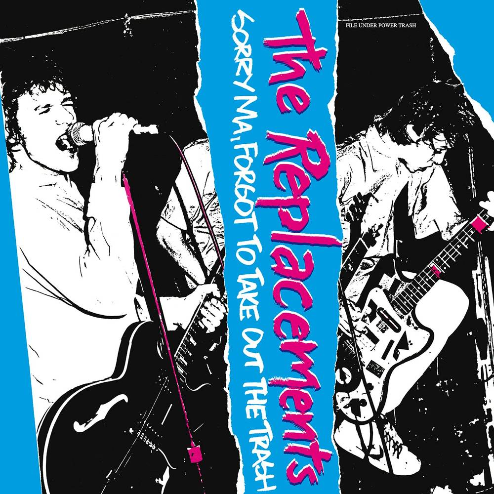 The Replacements - Sorry Ma, Forgot To Take Out The Trash: Deluxe Edition [4CD/LP]