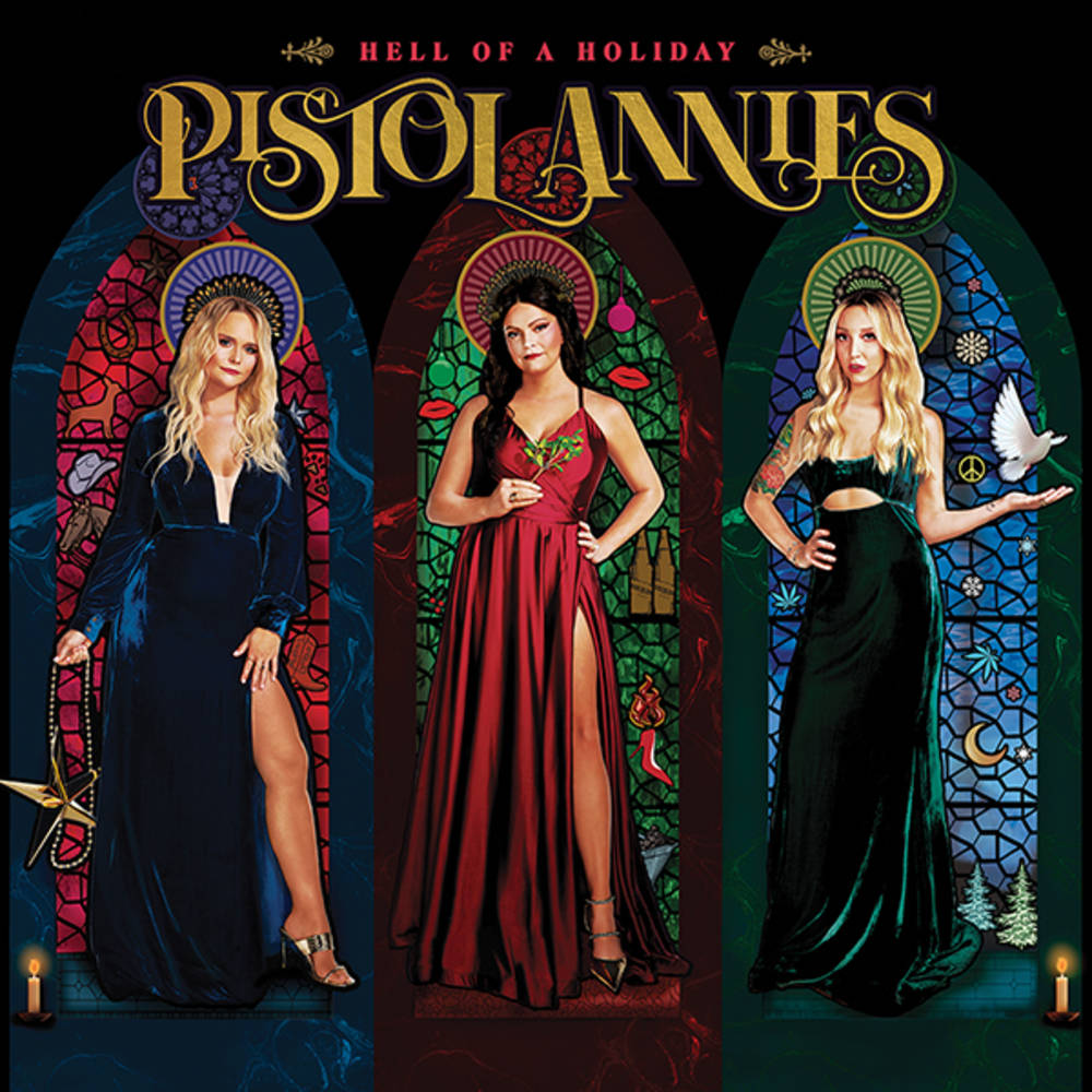 Pistol Annies - Hell Of A Holiday [LP]