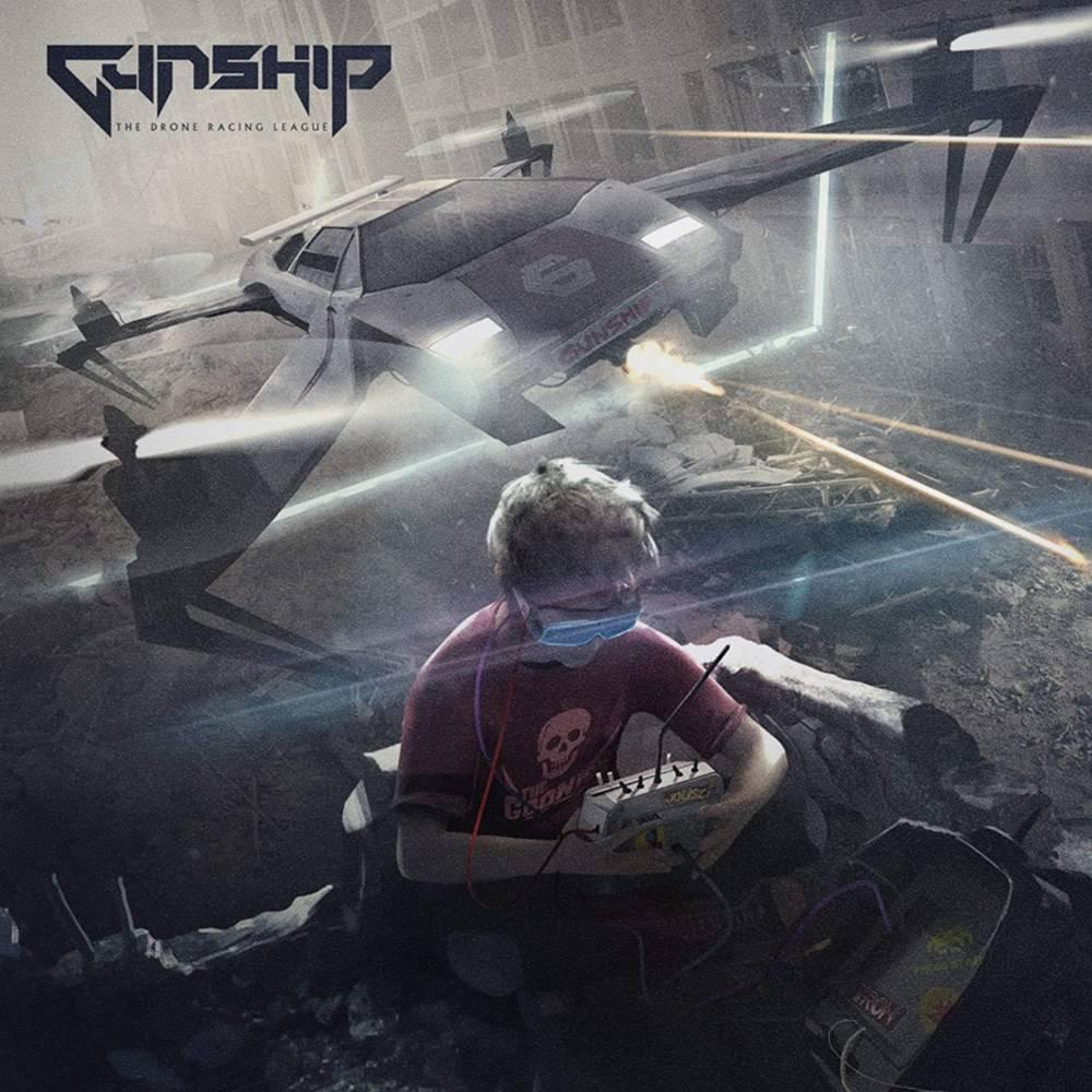 Gunship - The Drone Racing League [Vinyl Single]