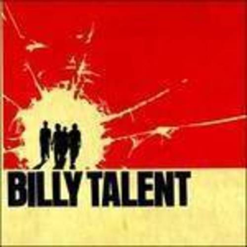 Billy Talent (Colv) (Ltd) (Wht) (Hol)