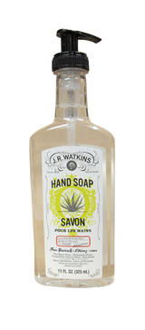 Bath Product - Aloe & Green Tea Liquid Hand Soap