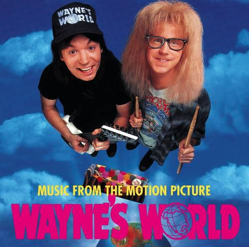 Wayne's World [Rocktober 2017 Limited Edition Pink & Blue 2LP Soundtrack]