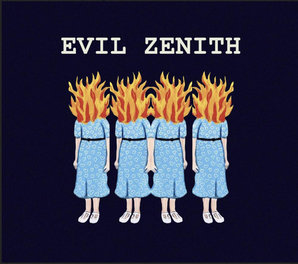Evil Zenith - Evil Zenith CD