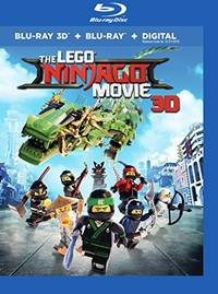 LEGO Ninjago - Lego Ninjago Movie