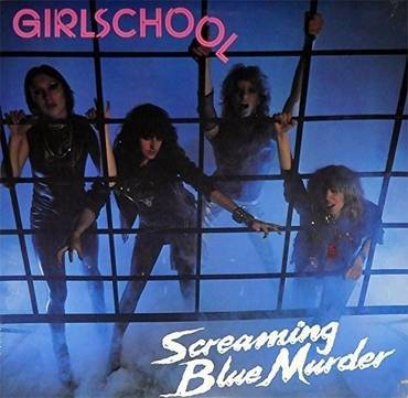 Screaming Blue Murder (Uk)