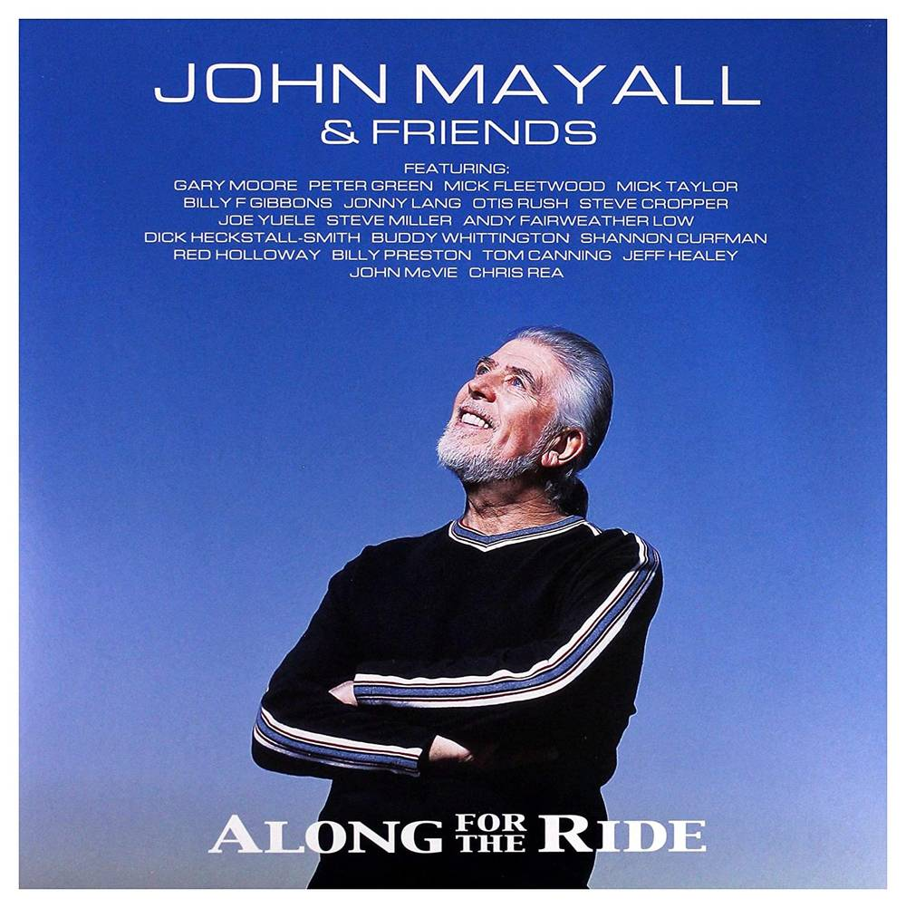 John Mayall - Along For The Ride [Limited Edition 2LP]