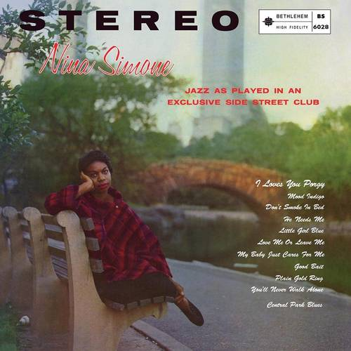 Nina Simone - Little Girl Blue: 2021 - Stereo Remaster